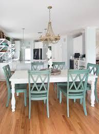 coastal dining room. Blue And White Coastal Dining Room