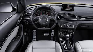 2018 audi line.  2018 2018 audi q3 20 tfsi quattro sline color tukan yellow  interior  cockpit wallpaper throughout audi line