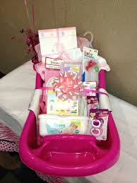 diy baby girl gifts baby shower gift basket ideas ideas about diy baby girl shower gift