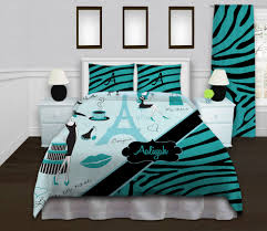 archaic girl bedroom design and decoration using eiffel tower bedroom wall