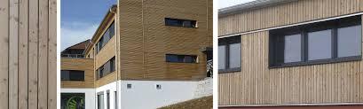 Holzfassaden Holz Büchner Gmbh Co Kg