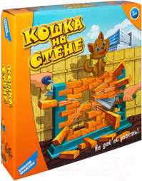 <b>Dream Makers</b> Кошка на стене / 1503H <b>Настольная игра</b> купить в ...