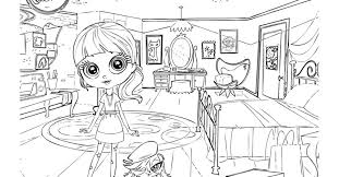 Small Picture Littlest Pet Shop Coloring Pages Getcoloringpages Com Coloring