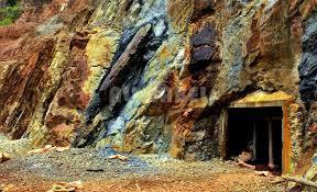 Image result for open pit nam sa lu belitung timur