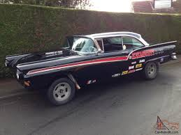 FORD FAIRLANE 500 COUPE GASSER STYLE HOT ROD 302 Mustang V8 chevy ...