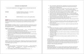 Consumer Loan Agreement Consumer Loan Agreement Template Microsoft Word Templates 1