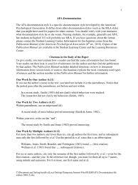 10 15 Apa Documentation Style Sheet Citation Apa Style