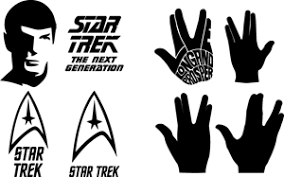 Star Trek Logo Vector (.EPS) Free Download