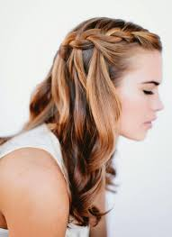 quick and easy hairstyles for long hair 25 5 minute hairdos that will transform your