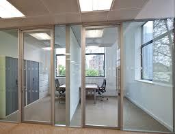acoustic double glazed glass door slider 2