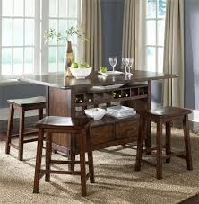 Small Picture High Top Kitchen Table Sets Modern Design High Top Dining Table