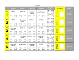 t25 alpha workout schedule printable
