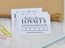 Membership Cards Templates Awesome Editable Loyalty Card Templates INSTANT DOWNLOAD Business Etsy