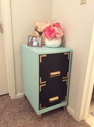 file cabinet diy new filing cabinet makeover black chalkboard paint on the drawers more