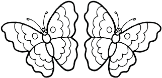 Colouring Pages Flowers Butterflies The Art Jinni