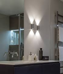 black bathroom lighting fixtures. bathroom wall light fixtures up and downward lighting black cabinet white ladder ornament for towel b