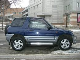 Toyota RAV4 2.0 1995 | Auto images and Specification