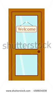 open front door illustration. Contemporary Door Throughout Open Front Door Illustration