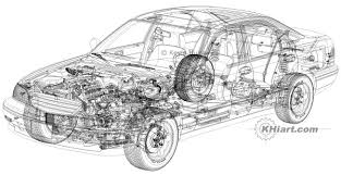 similiar car engine drawings keywords car line drawings and black and white line art diagrams