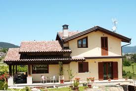 Case Di Legno Costi : Case e ville in legno lamellare
