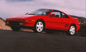 1997 Toyota MR2 Turbo SW20 related infomation,specifications ...