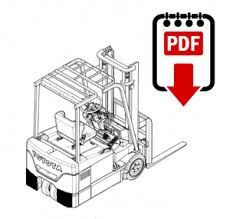 Toyota 2Z Forklift Engine Repair Manual   Download PDFs instantly