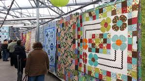 Quilt Show | Sargent's Nursery & Your Admission enters you to win the door prize quilt. Adamdwight.com