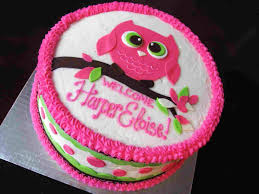 Birthday Cake Ideas For Girls Simple Birthday Cake Design For Ba