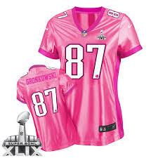 Womens Immo Pink Kasa Patriots - Jersey