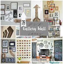 diy gallery wall ideas jpg on wall art gallery ideas with 28 ideas for gorgeous diy gallery walls tip junkie
