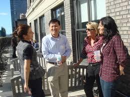 Frankie Mao, Joanne Shawcross & Loretta Peters, Reach Pers… | Flickr