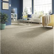 STAINMASTER Essentials Stock Carpet Pale Clay Textured Indoor