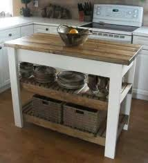 farm style kitchen island. simple rustic farmhouse style kitchen island made from 2x4s so pretty! plans by ana- farm h