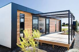 Prefabricated  amp  Modular Homes   Sustainable Homes   Ecolivrecent projects