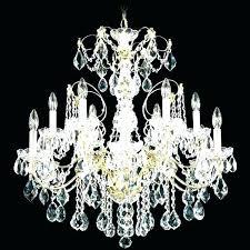 schonbek crystal chandelier ndelier best of mini or century light up lighting 2 tier s