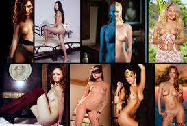 Nude super hero women