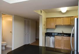 1633 Q Luxury apartments kitchen in Dupont Circle Washington DC