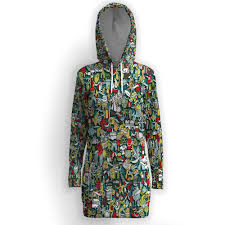 Amazon Com Women Top Women Open Hoodies Doodle Sweatshirt