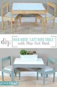 playroom furniture ikea. Playroom Furniture Ikea Hack Kids Table Makeover Storage A