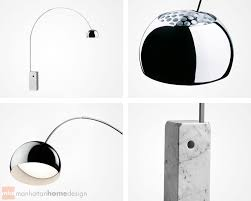 arco lighting. manhattan home design achille castiglioni arco lamp specifications lighting