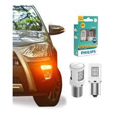 Bóng đèn LED Xi Nhan PY21 Philips Ultinon LED Amber