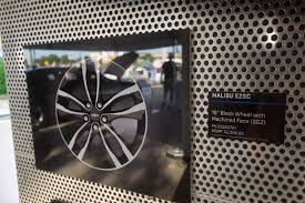 2016 Chevrolet Malibu Accessories Photos | GM Authority