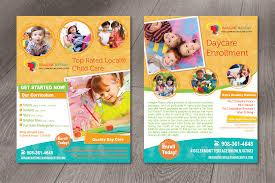 Child Care Brochure Design Professional Conservative Childcare Brochure Design For A