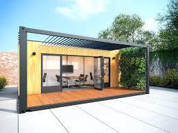 backyard office pod. Backyard Office Pods Create A Pod Solutions Home Co Work Space