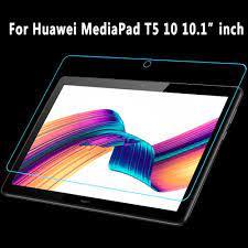 Kính cường lực 9H full cover cho máy tính bảng Huawei MediaPad T5 10.0  inch, giá chỉ 140,000đ! Mua ngay kẻo hết!