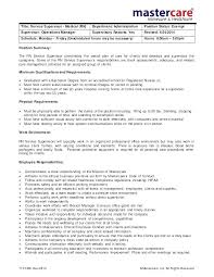 Nursing Supervisor Resume Nursing House Supervisor Resume Nurse