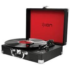 Купить <b>Проигрыватель виниловых</b> дисков <b>ION</b> Audio <b>Vinyl</b> Motion ...