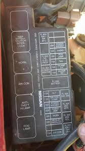 fuse box diagram nissan xterra wiring all about wiring diagram electrical panel labels pdf at Fuse Box Labels