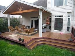 Backyard Decking Designs Enchanting Pin By TnT Builders Inc On Decks In 48 Pinterest Patio Deck