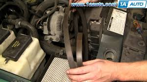 how to install replace broken serpentine fan belt ford explorer how to install replace broken serpentine fan belt ford explorer 4 0l 1aauto com